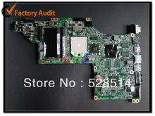 New store 605497-001 motherboard for HP pavilion DV7 laptop mainboard,100% Tested ok,