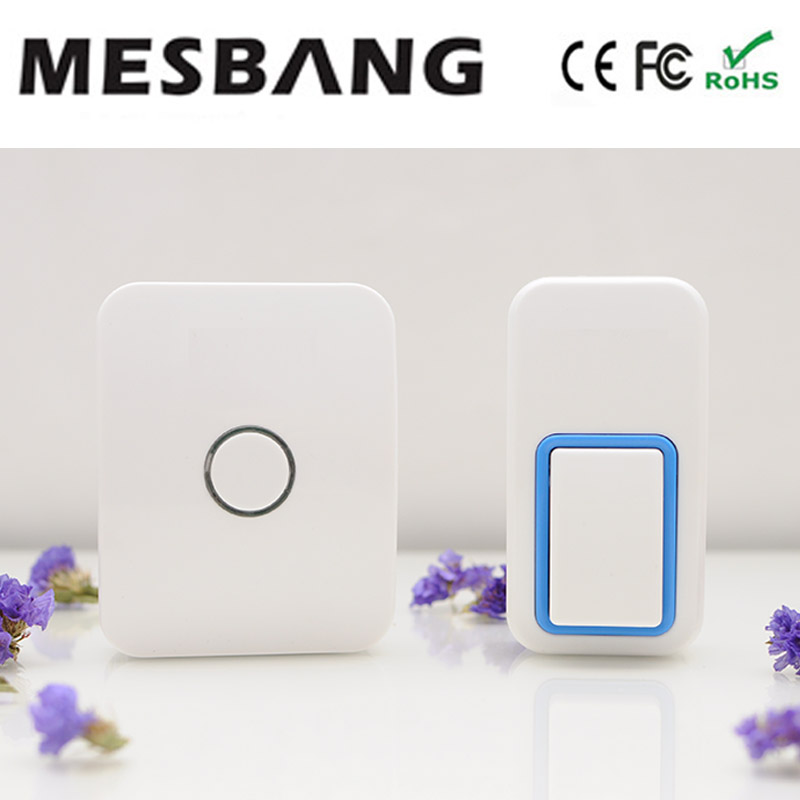 где купить New best Good quality Small department doorbell wireless Door bell for house home office no need battery cable Free Shipping по лучшей цене