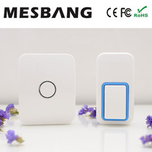 New best Good quality Small department doorbell wireless Door bell for house home office no need battery cable Free Shipping