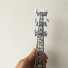 1 шт./лот ho n z масштабная модель башенного здания для пейзажа песка железной дороги перила поезд макет