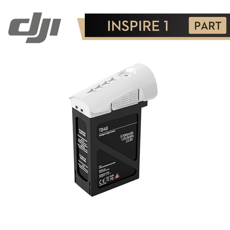 DJI Inspire 1 Batterie Blanc TB48 Intelligente Vol Batterie pour Inspire1 D'origine Accessoires 5700 mAh TB 48