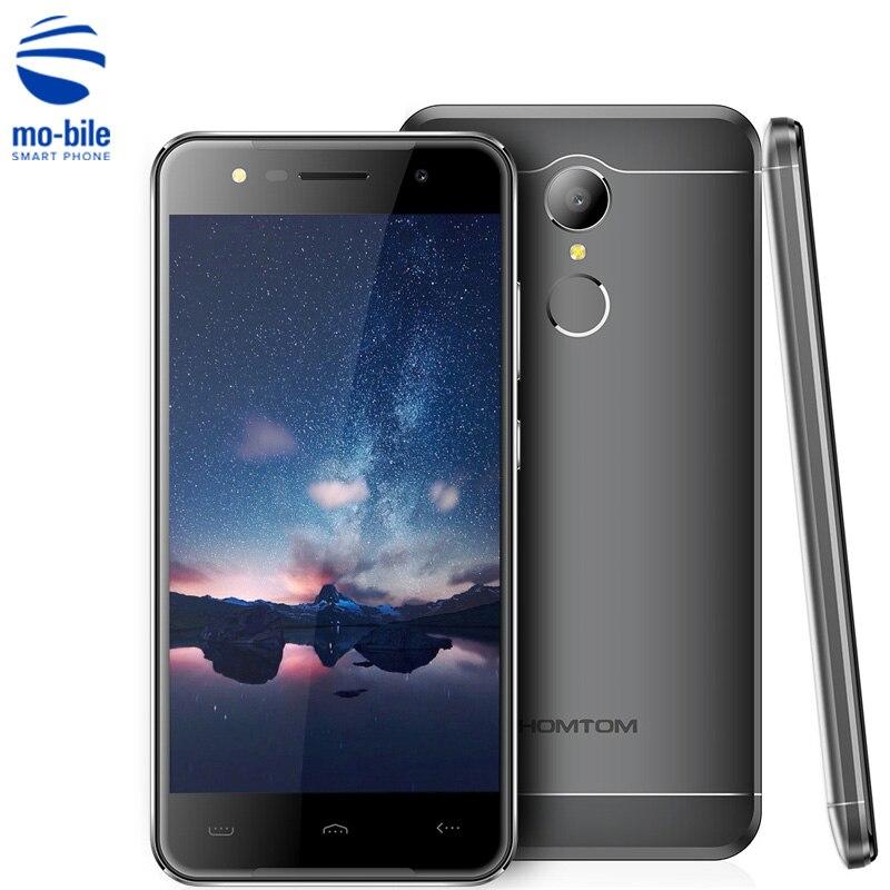 bilder für Homtom ht37 5,0 zoll hd 2.5d bildschirm handy 2 gb ram 16 gb ROM 5.0MP + 13.0MP Cam MT6580 Quad Core 1,3 GHz Android 6.0 Smartphone