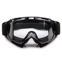 Ski Snowboard Goggles Clear Lens Motorcycle Motocross Off-Road Dirt Bike Racing Glasses Outdoor Sports BMX DH Eyewear