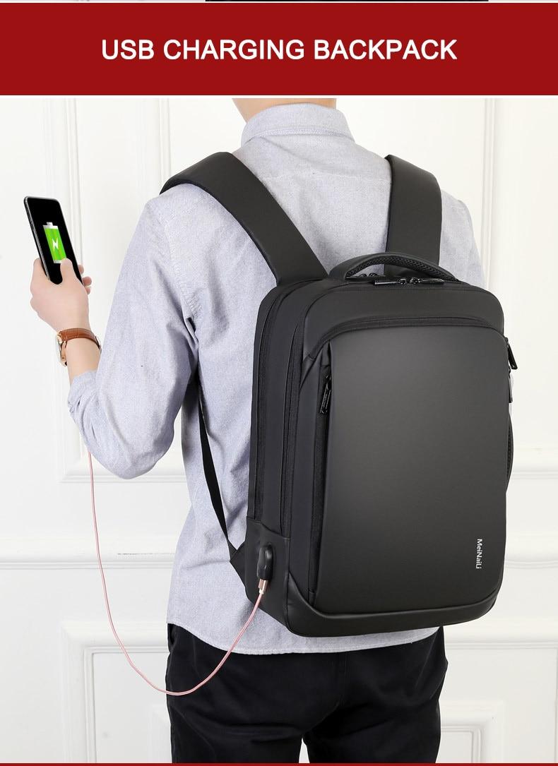 Sac à dos pour ordinateur portable multifonctionnel 1