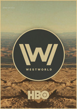 WestWorld Wall Posters | Look great on the wall