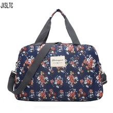 Fashion Ladies Shoulder Bag Large Capacity Travel Organizer Canvas Waterproof Vacuum Bag Multifunctional Color Handbag