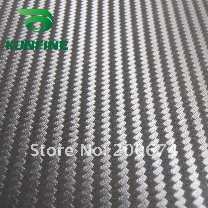 Fedex Free shippng ! Air Free Bubbles1.52*30M/Roll black color 3D Carbon Fiber Vinyl Car Sticker car wrap film thickness:0.14mm 1sheet matte surface 3k 100% carbon fiber plate sheet 2mm thickness
