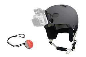 Image 4 - 50in1 of 30in1 Hoofd Borst Mount Drijvende Monopod Accessoires Voor GoPro Hero 3 4 5 EKEN H9 H9R XIAOMI YI SJ4000 Camera