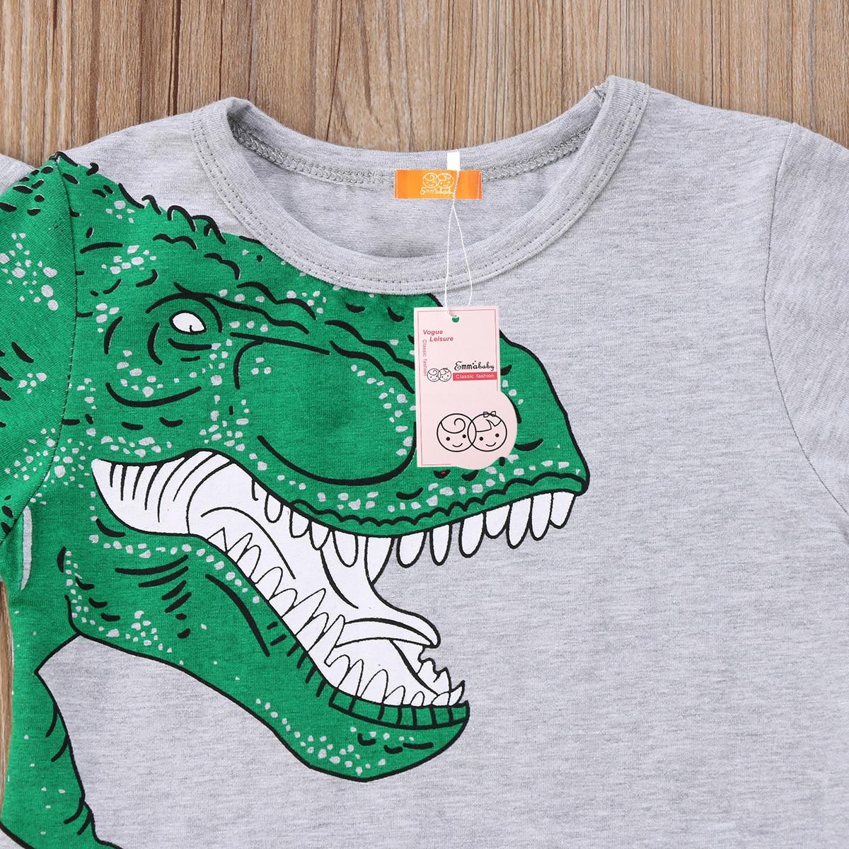 Dinosaur T Shirt Toddler Boy
