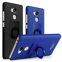 IMAK Cowboy Case Matte Case For Xiaomi Redmi 4 Prime Hard Back Cover For Xiaomi Red