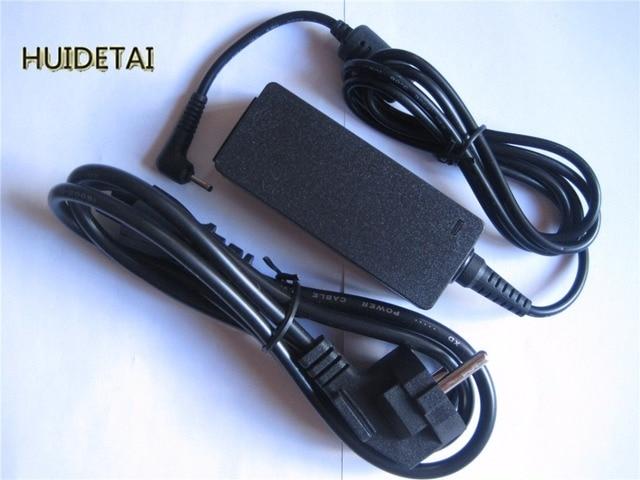 12 В 3.33A 40 Вт AC Адаптер Питания Зарядное Устройство для Samsung ATIV Tab 3 XE300TZC GT-P8510 ChromeBook 2 XE500C12 XE503C12 С Властью шнур