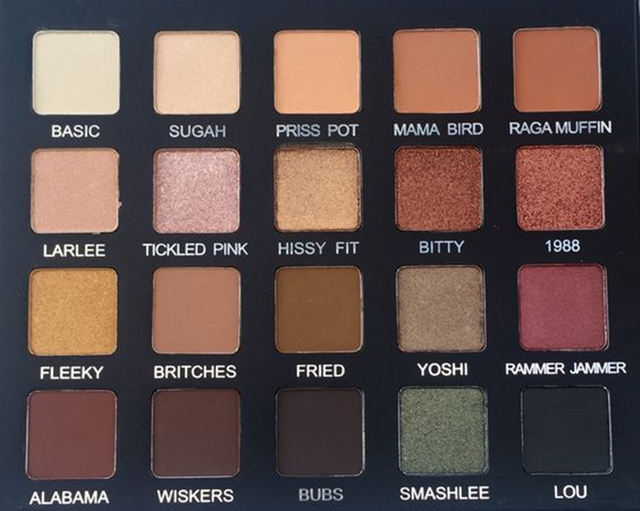 Brand  20Colors Eyeshadow Pallete Naked Makeup Shadow Glitter Shimmer Eyeshadow Palette Matte Professional EyeShadow