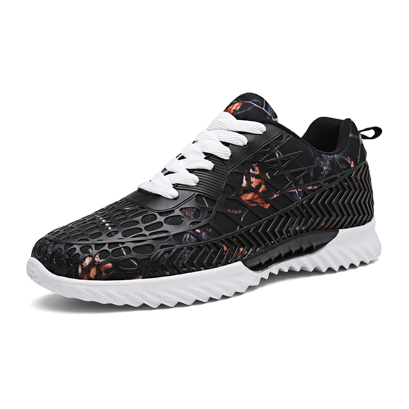 Men Male Student Lace Up Casual Breathable Shoes Men Sneakers Men Shoes High Quality 2018 Autumn Men Casual Shoes