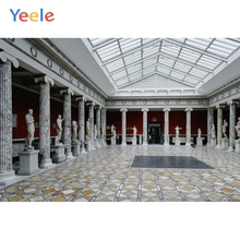 Yeele Landscape Photocall Art Gallery Sculpture Photography Backdrops Personalized Photographic Backgrounds For Photo Studio