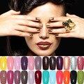 Novo 168 Cor Das Unhas Gel UV Polonês de unhas de Gel profissional polonês LED UV 6 ml Gel Unha Polonês Brilhando Cor proteção a longo AS269