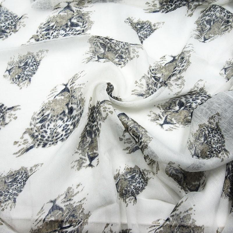Sexy Leopard Lady Scarves | Shawl & Wraps