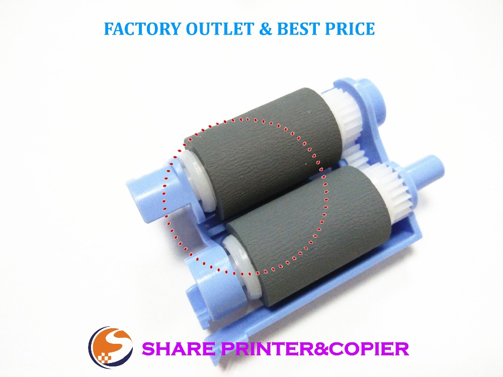 SHARE New PickUp Roller assembly For Laserjet M402 M403 M426 M427 M402DW M402DN M403DN M426DN M427DN RM2-5452-000CN RM2-5452 ff5 4552 000 ff5 4634 000 for canon ir2200 ir2800 ir3300 pickup roller assembly