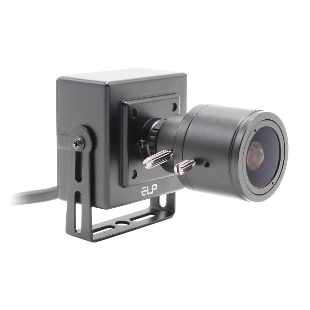 1280 * 720P 1.0MP մինի IP տեսախցիկ ONVIF 2.8-12 մմ - Անվտանգություն և պաշտպանություն - Լուսանկար 2