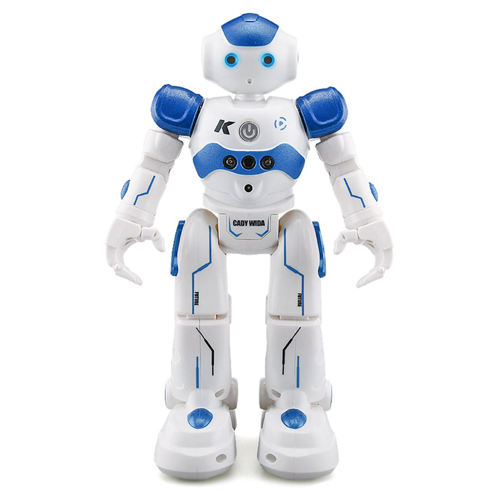 JJRC R2 USB Charging Dancing Gesture Control RC Robot Toy for Children Kids Birthday Gift Present