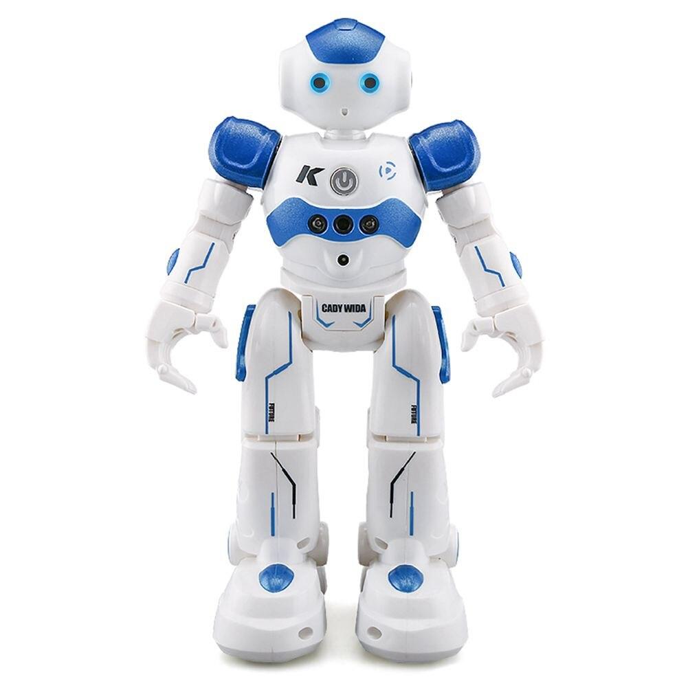 RC роботы Интеллектуальный робот программирования Дистанционное управление Робоптица игрушка двуногий робот-гуманоид для Для детей подаро...