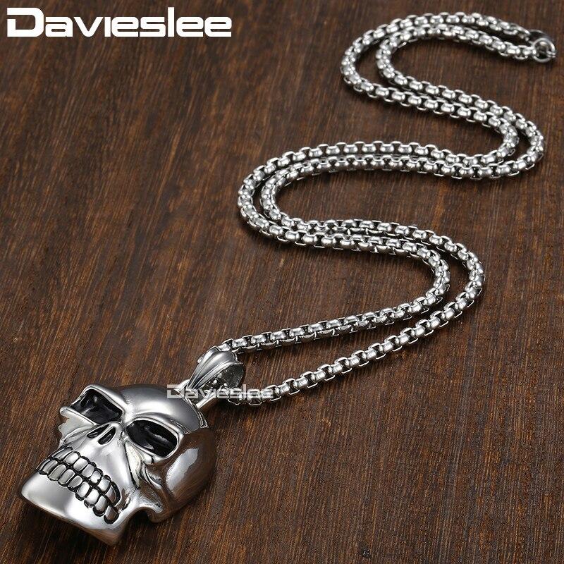 61ed49f4c9a8 DANZE exagerados grande perla simulada bola colgante de collar para las  mujeres gótico Bling gasa cuerda