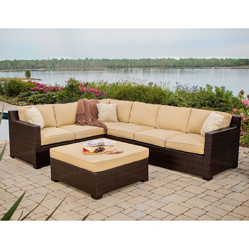Exceptionnel 2017 Leisure Used Patio Rattan Furniture Philippines Corner Sofa In Garden  Sofas From Furniture On Aliexpress.com | Alibaba Group
