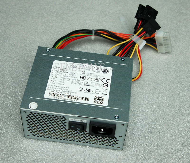Free Shipping High Quality Power Supply For SFXA5061B 60W Working Well