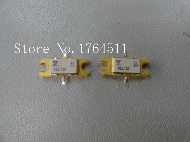[BELLA] Japan's Fujitsu FUJITSU FLL120 RF Microwave Power Transistor  --2PCS/LOT