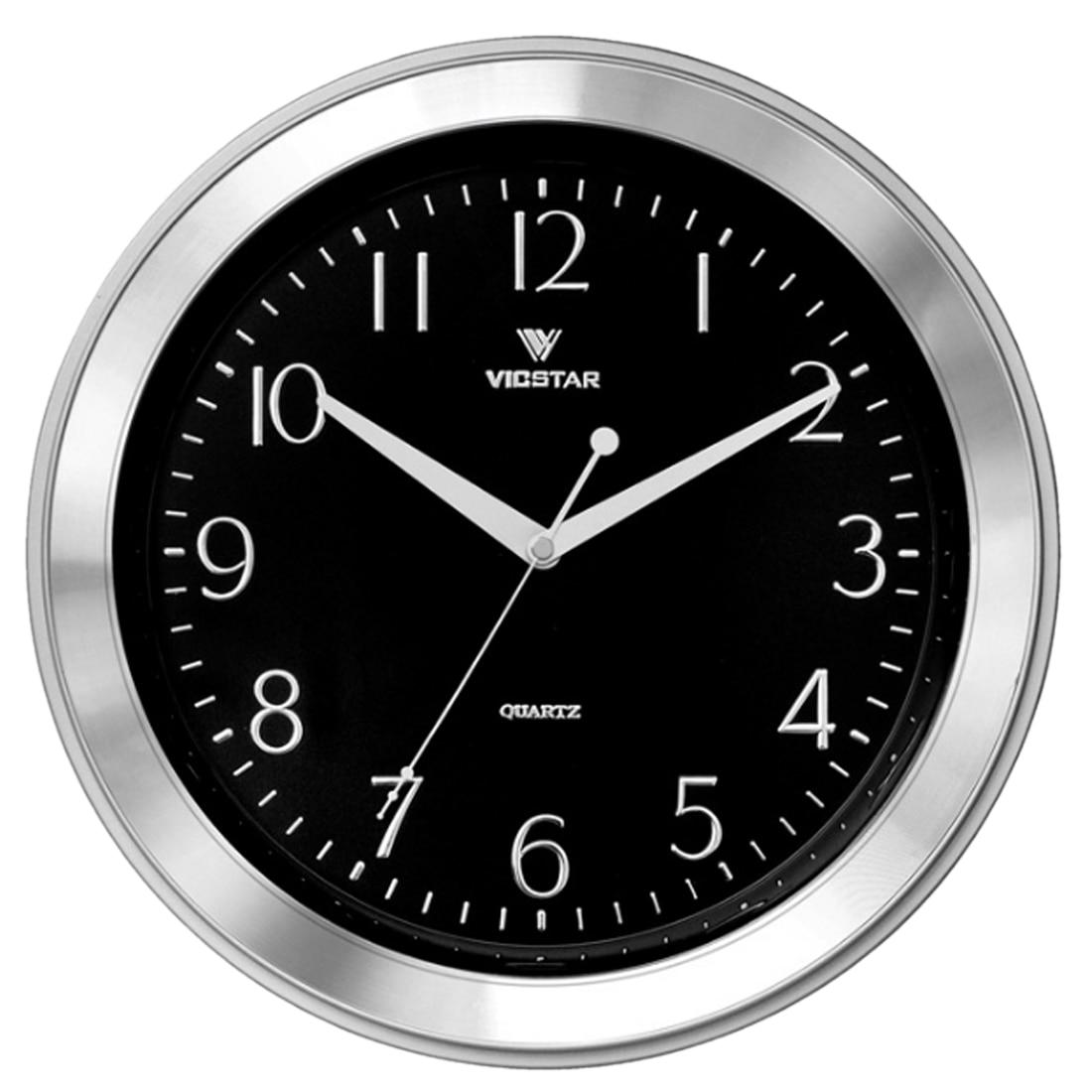 Homingdeco 33cm Brief Wall Clock Modern Silent Clocks