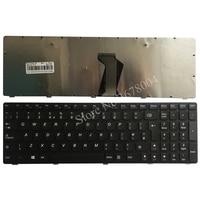 Novo para Lenovo G500 G505 G500A G505A G510 G700 G700A G710 G710A G500AM G700AT REINO UNIDO Teclado Do Portátil|laptop keyboard|g700 keyboardkeyboard g510 -