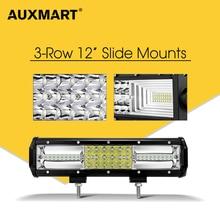 AUXMART Triple Row 12 LED Lig  online