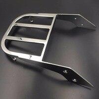 For 2002 2006 Honda VTX 1300C Motorcycle Sissy Bar Luggage Rack Support For VTX 1800C VTX 1800F 2005 2011 2006 2007 2008 2009