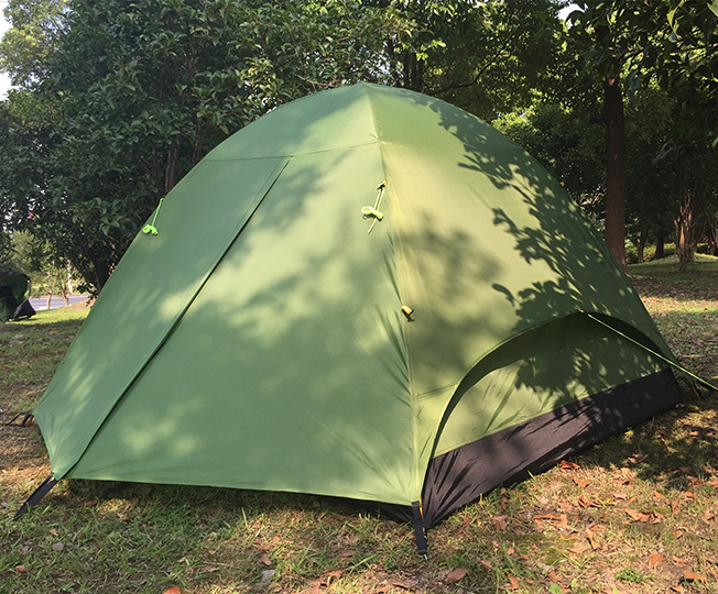 High Quality Aluminum Pole Double Layers 3-4 Person Foldable Waterproof Ripstop Camping Tent, CZX-121 Backpacking Tent,Dome TentHigh Quality Aluminum Pole Double Layers 3-4 Person Foldable Waterproof Ripstop Camping Tent, CZX-121 Backpacking Tent,Dome Tent