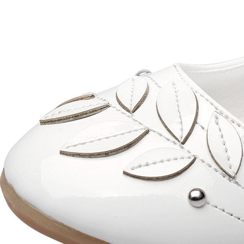 Ballerina Schoenen Kinderschoenen.Kitiin 2017 Kids Trouwjurk Schoenen Bloem Meisje Kinderschoenen Blad