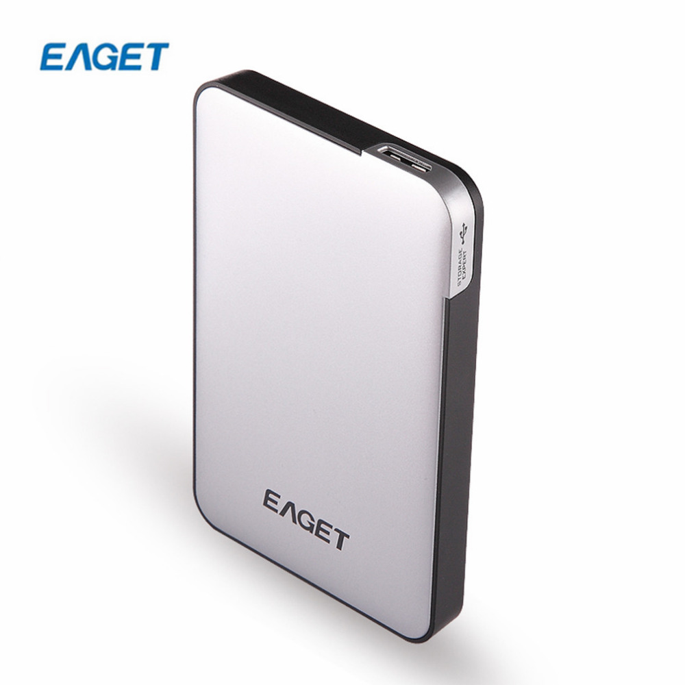 Original EAGET G30 3TB 2TB 1TB 500GB HDD 25 Shockproof External Hard Drive USB 30 High-Speed Mobile Hard Drive Disk