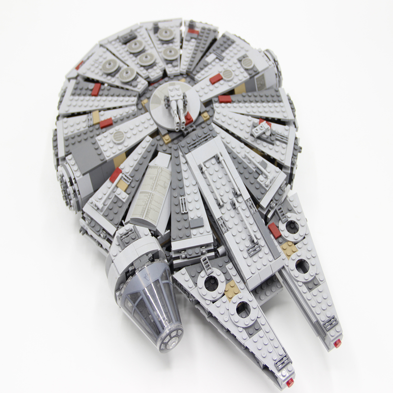 05007-1381pcs-millennium-falcon-mini-brick-models-building-blocks-toys-for-children-font-b-starwars-b-font-han-solo