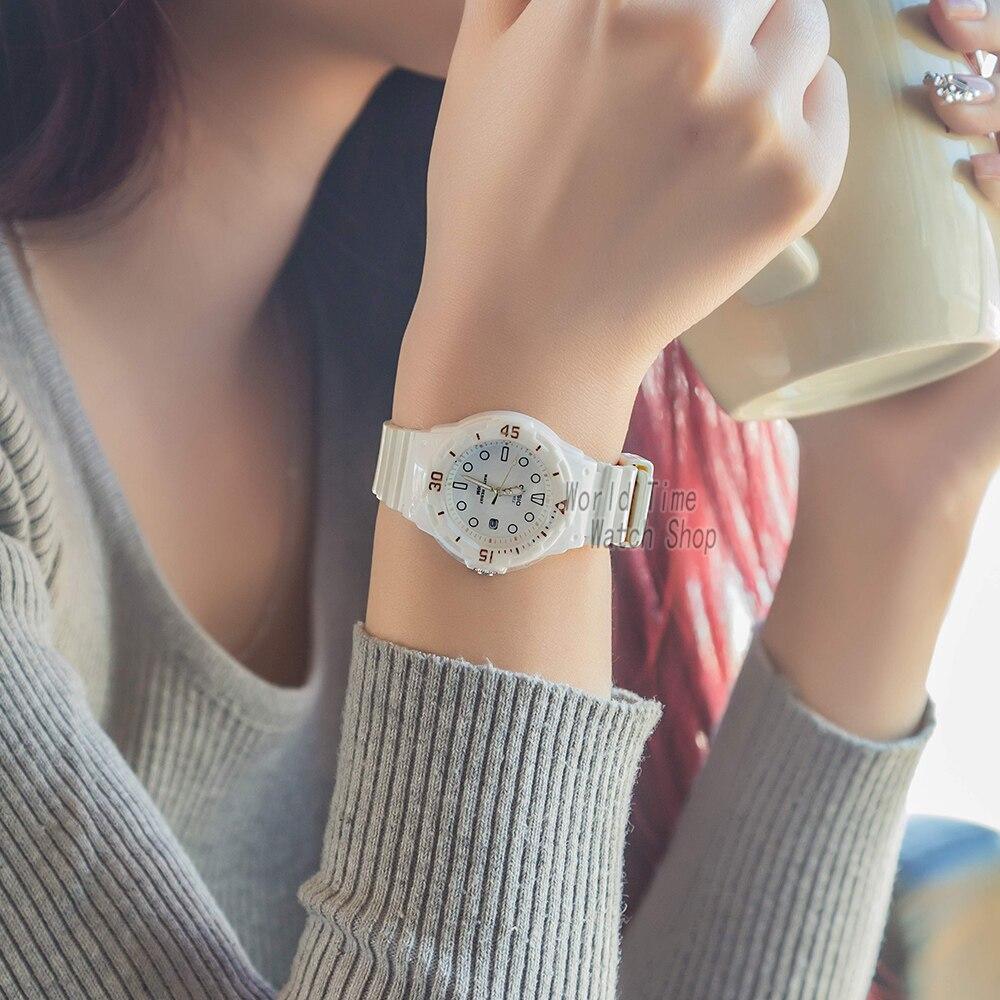 Casio watch diving women watches Set top brand luxury 100mWaterproof Quartz watch ladies Gift Clock Sport watch wome reloj mujer 8