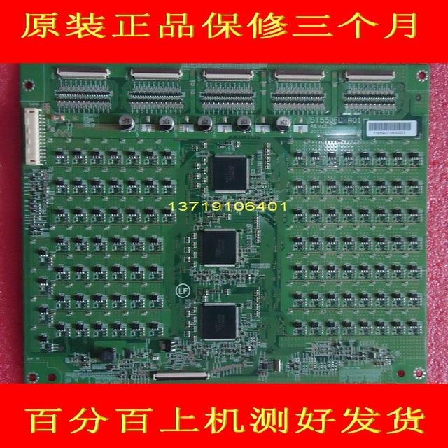 ДЛЯ LED LCD ТЕЛЕВИЗОР ST550FC-A01 REV: 1.0 Y1S55ATB0703841T1 постоянный ток доска используется