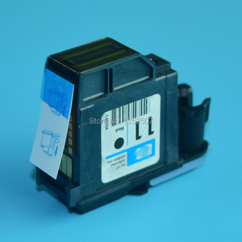 HP11 print head C4810A BLACK printhead for hp 11 printer head high quality gurantee for hp 800 500 110 510 111 100 813 850 print