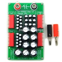1uF To 9999uF Step 1uF Four Decade Programmable Capacitor Board