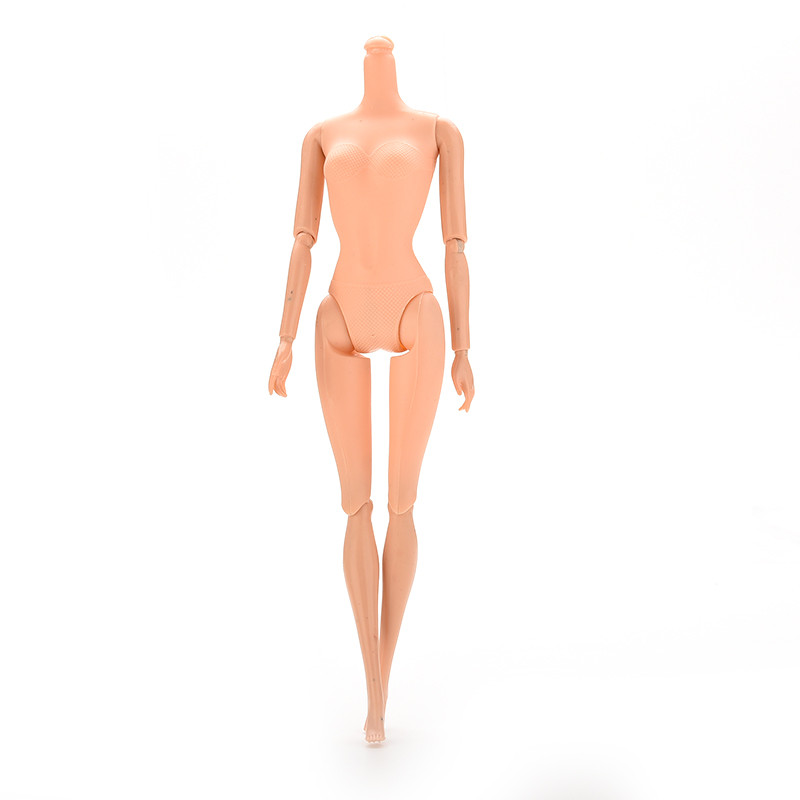 1Pc Naked Body Necessary For DIY Twelve Joints Doll Without Head  Accessoires