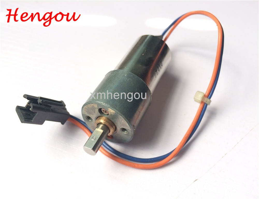 2 PCS High Quality TE-22FH-24-200 Ink key Motor for Sakurai machine original used2 PCS High Quality TE-22FH-24-200 Ink key Motor for Sakurai machine original used