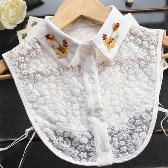 Ketting Rose Buis Vest Crystal Vrouwelijke Overhemd Nep Bloem 8ONnPkXw0