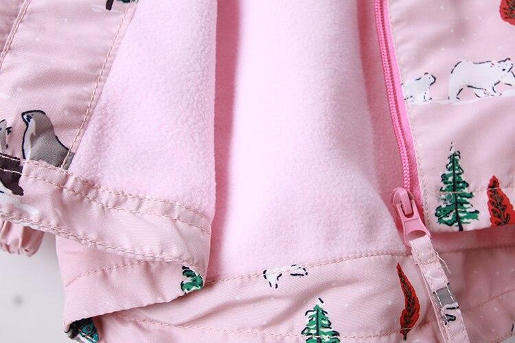 meninas jaquetas roupas casuais casacos à prova de vento meninas