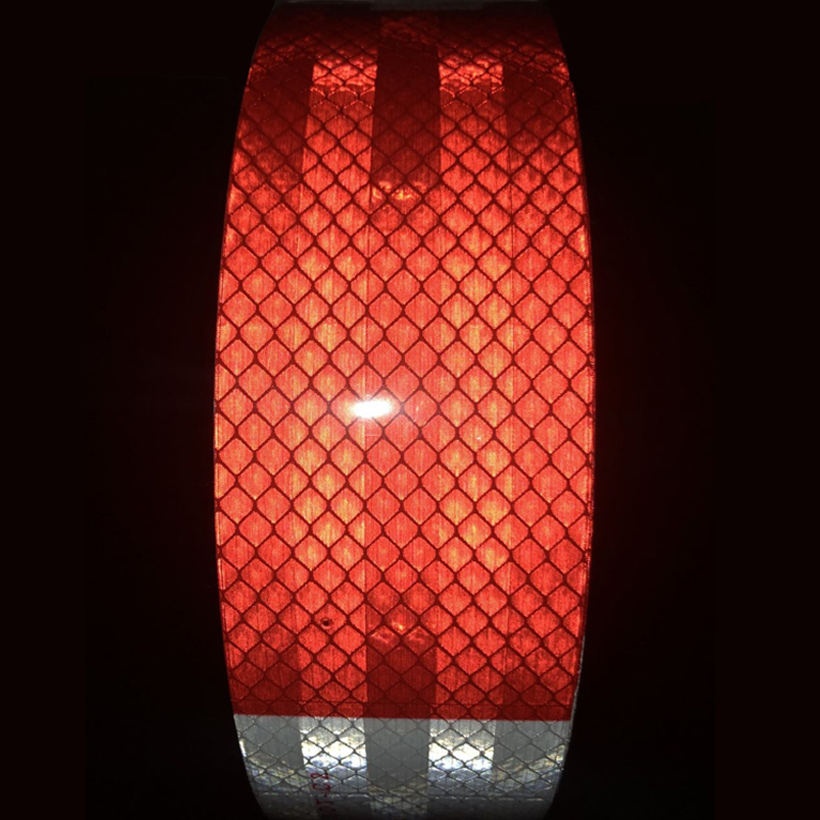 5cmx5m Car Styling Reflective Tape Stickers Decoration Film Motorcycle Safe Baby Car Reflect Safety Warning Tape