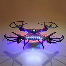 2017 New JJRC H98WH RC Quadcopter WIFI FPV 2.4Ghz 4CH 6-axis Drone HD Camera Black Toys for children dolls