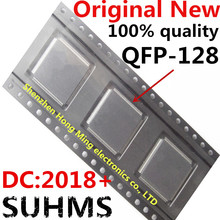 (5 חתיכה) DC: 2018 + 100% חדש IT8518E CXA CXS QFP 128 ערכת שבבים