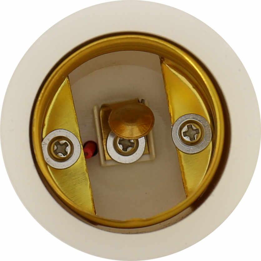 GU10 E14 E40 B22 E27 مصباح حامل محول مأخذ التوصيل E27 إلى E14 قاعدة مصباح ليد المصباح الكهربي GU10 إلى E27 محول محول المسمار المقبس