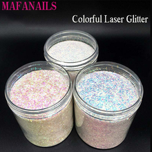 Get more info on the 1pcs 0.2,0.4,1mm AB White Laser Nail Art Holographic Glitter Flakes Powder Dust For Gel Polish Shiny Fine Nails Decoration Tip
