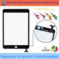 LL ТРЕЙДЕР Черный Оригинальное Качество Сенсорная Панель Замена для iPad Mini 3 Сенсорный Экран Digitizer + 3 М Клей Стикер + инструменты